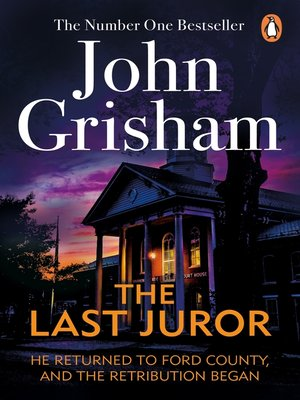 cover image of The Last Juror